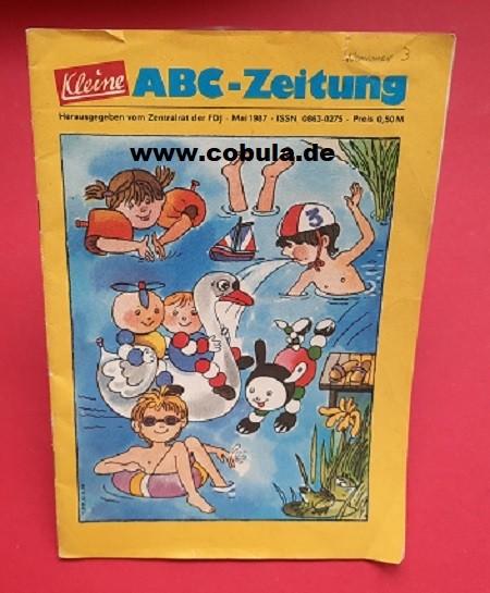 Kleine ABC – Zeitung Mai 1987
