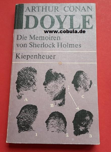 Die Memoiren von Sherlock Holmes