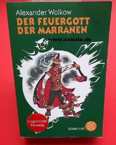 Der Feuergott der Marranen