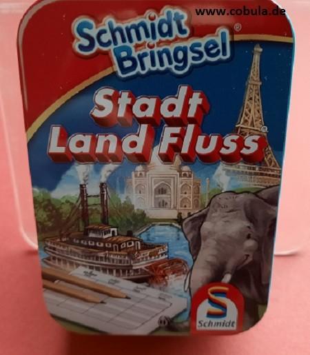 Schmidt Bringsel Stadt Land Fluss (ab 7 Jahre)