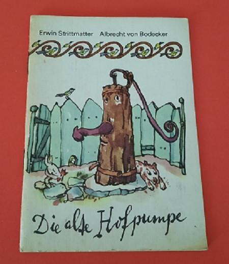 Mini – Buch 1 Die alte Hofpumpe