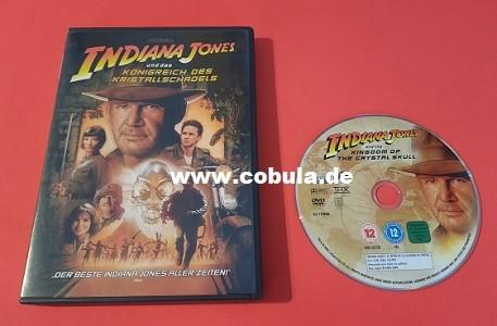 DVD Indiana Jones und das Königreich des Kristallschädels