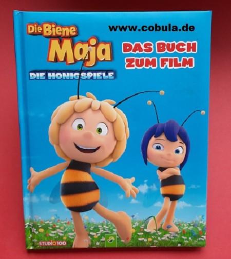 Biene Maja Die Honigspiele Buch zum Film (ab 4 Jahre)