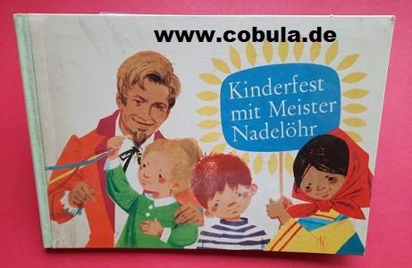 Kinderfest mit Meister Nadelöhr