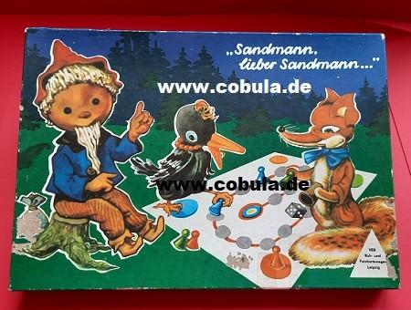"""DDR Spiel """"Sandmann, lieber Sandmann..."""" (ab 6 Jahre)"""