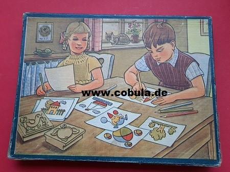 DDR Famos Stempelset (ab 3 Jahre)