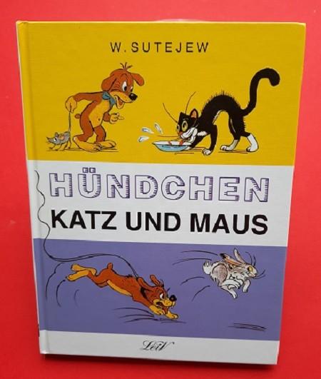 Hündchen Katz und Maus