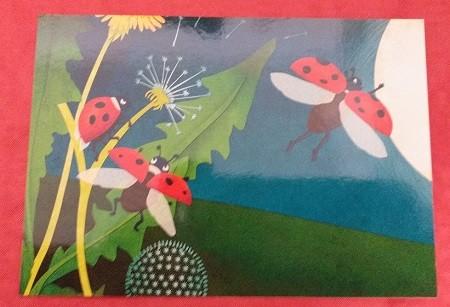 Kinder Postkarte