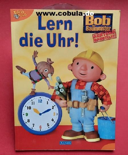 Bob der Baumeister Lern die Uhr
