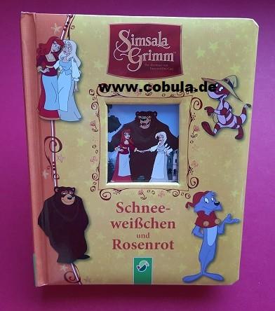 Simsala Grimm Schneeweißchen und Rosenrot (ab 4 Jahre)
