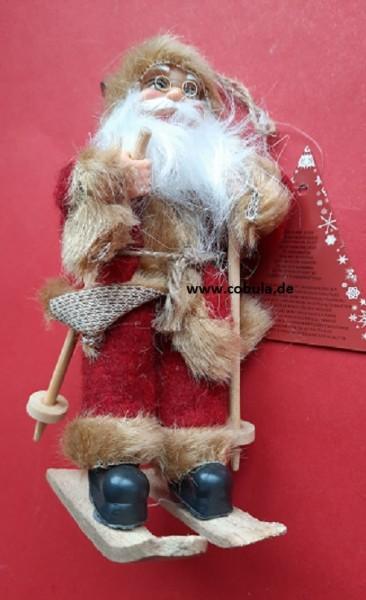 Deko – Weihnachtsmann 15 x 8 cm