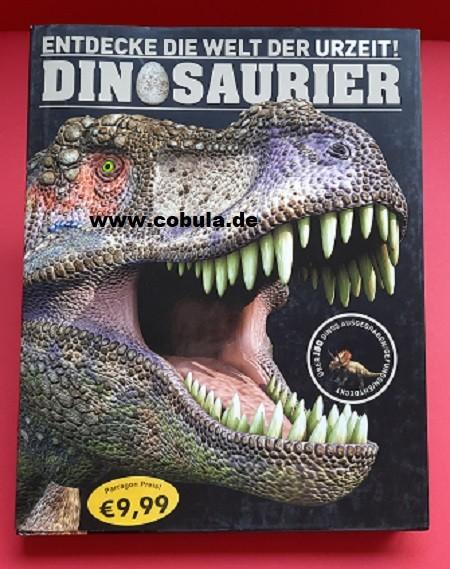 Entdecke die Welt der Urzeit Dinosaurier