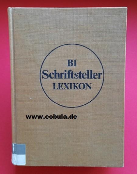 BI Schriftsteller Lexikon