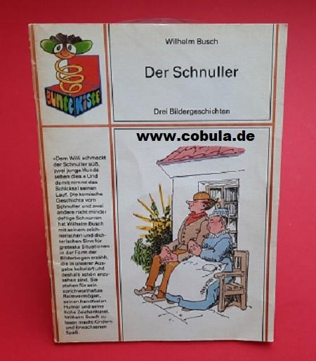 Der Schnuller DDR Bunte Kiste