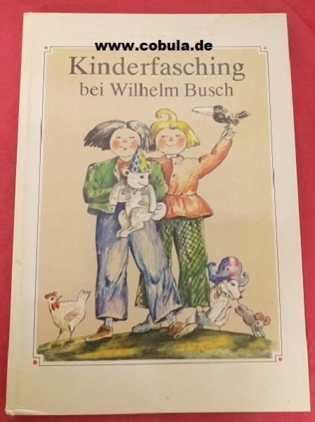 Kinderfasching bei Wilhelm Busch mit Schnittmuster