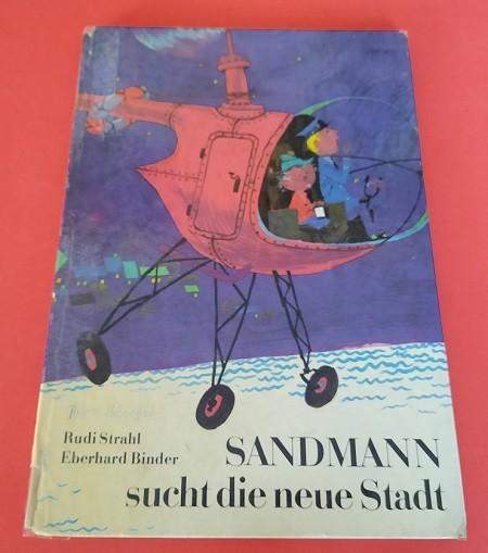 Sandmann sucht die neue Stadt