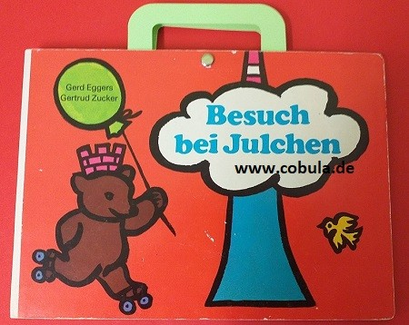 Kofferbuch Besuch bei Julchen (ab 3 Jahre)