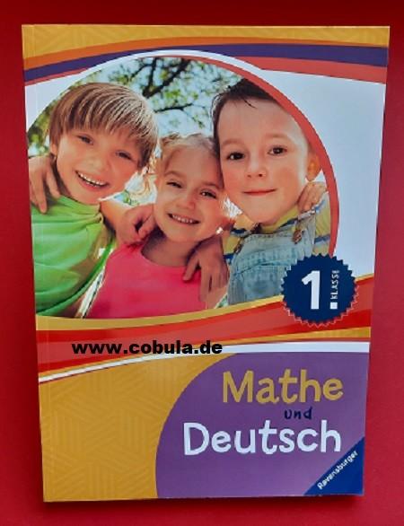 Mathe und Deutsch 1. Klasse