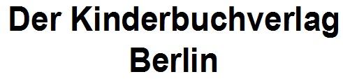 Der Kinderbuchverlag Berlin